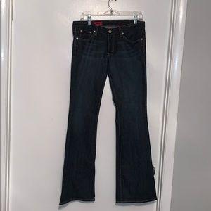 "AG Jeans ""The Club"" Cut"